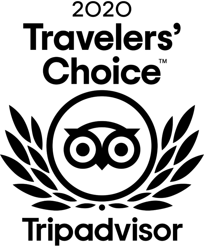 TripAdvisor - Travelers' Choice 2020